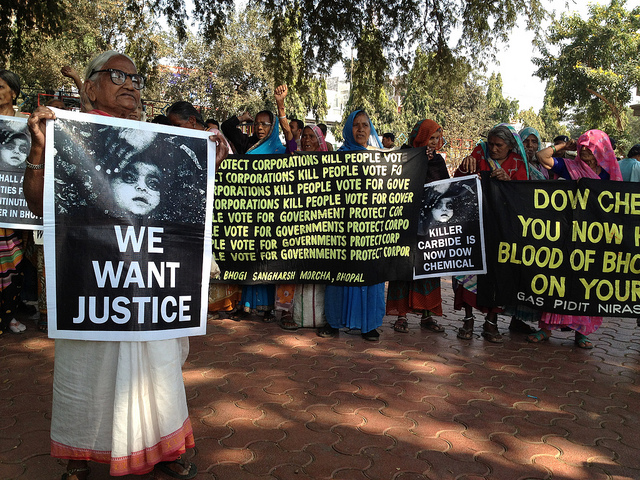 International Campaign for Justice in Bhopal is Looking for India Coordinator