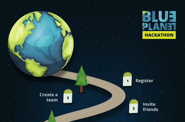 Delhi Greens Partners with HackerEarth for Blue Planet Hackathon