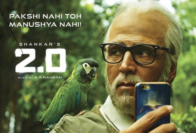 2.0 Movie Review: Because Delhi Too Loves Its Birds