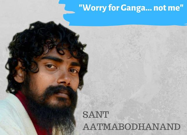 Save This Sadhu from Sacrificing His Life for River Ganga