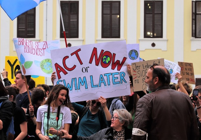 Industrial Revolution Pioneer UK Declares Climate Emergency on May Day