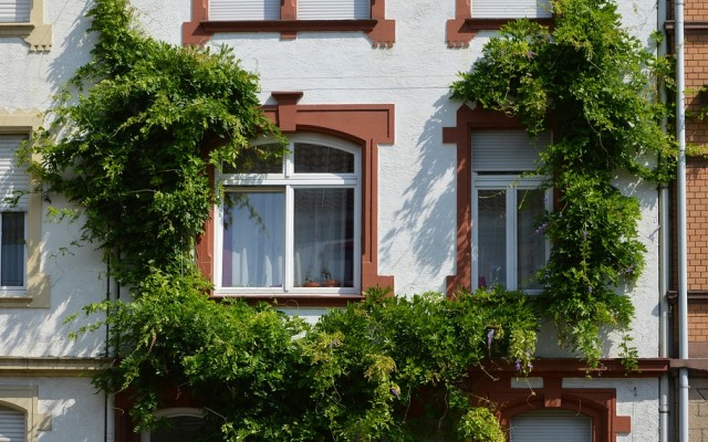 Green Building as a Tool for Natural Cooling Amidst the Climate Crisis