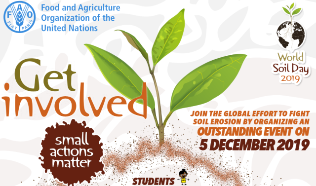 Get Sowing this World Soil Day, Participate in UNs Exciting Challenge