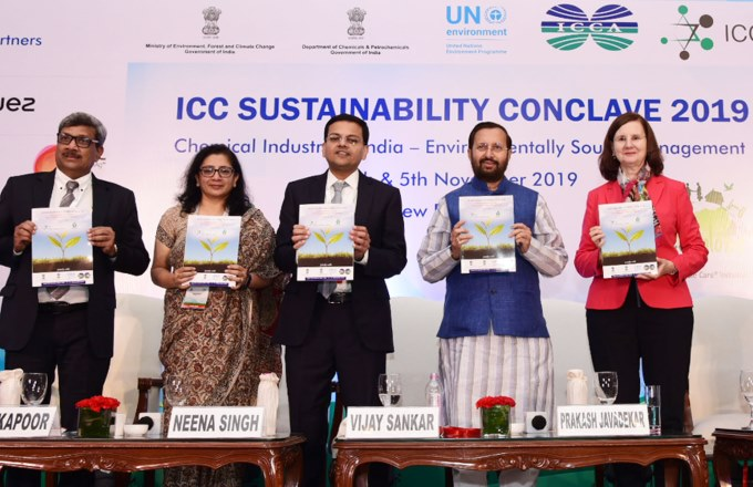 Sustainability Conclave for Chemical Industry Inaugurated by Env Minister
