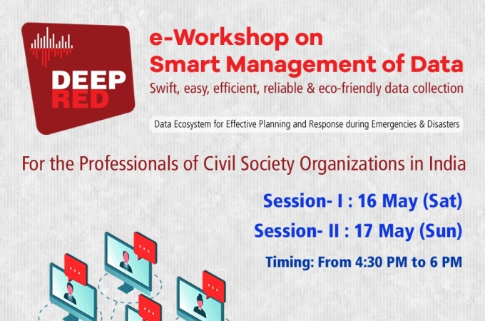 eWorkshop on Smart Management of Data for NGOs