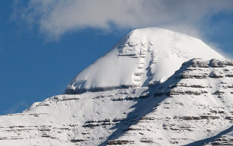 Is China Developing a Project at Mount Kailash?