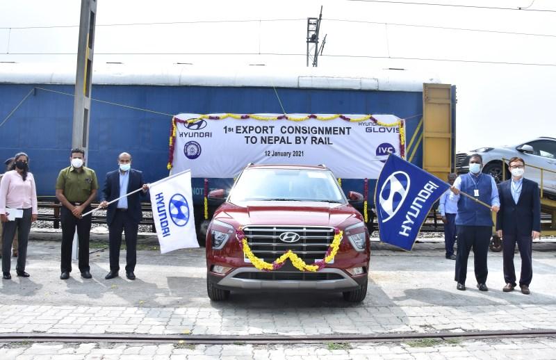 Hyundai eco-friendly export