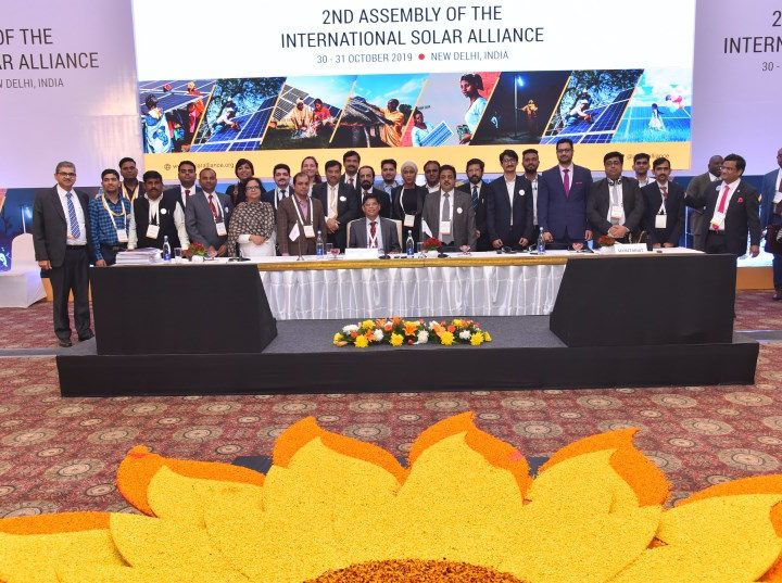All You Need to Know About International Solar Alliance