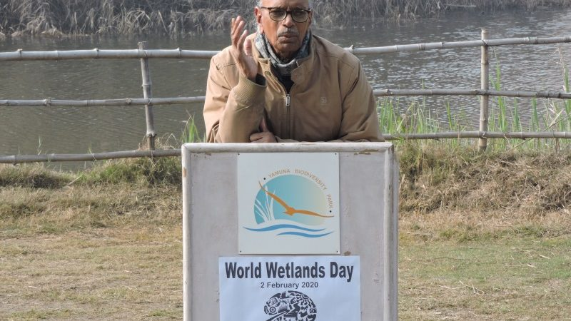 Throwback, in Pictures, to Wetlands Day 2020 at YBP