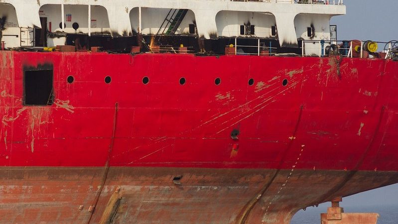 Alang Ship Breaking Yard Needs Overhaul