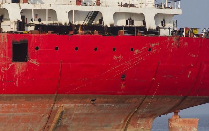 ship at alang