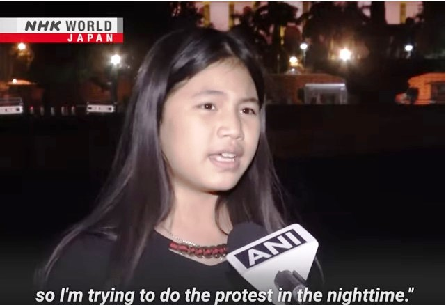Watch: Nine Year Old Climate Activist from India