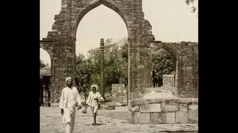 Watch the Ruins of Delhi as Recorded by BFI in 1910