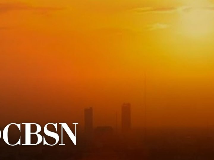 Watch: North America Faces Acute Heat Wave Crisis