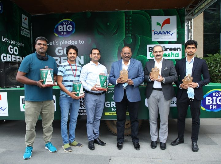Ramky BIG Green Ganesha Campaign Now in its Fourteenth Edition